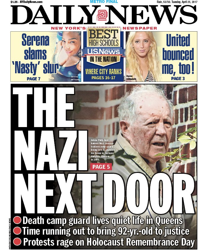 New York Daily News On Twitter An Early Look At Tomorrow S Front