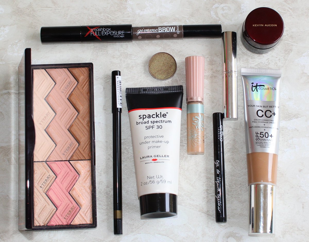 Check out my soft #makeup tutorial video with @Itcosmetics @BYTERRYOFFICIAL @Chantecaille and more:  https:// youtu.be/lG6b1pPSn1g  &nbsp;   #FOTD #bbloggers<br>http://pic.twitter.com/91mRsorOJN