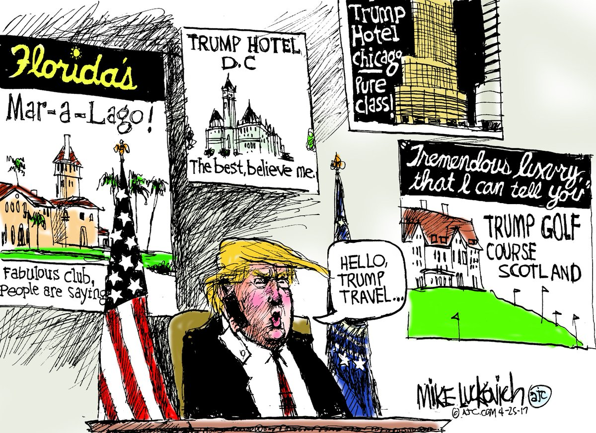 #StateDepartment #MaraLago #EmolumentsClause #FreeCommercials #PayToPlay #TrumpTravelAgency #maddow #inners #thelastword #RESIST #Tremendous
