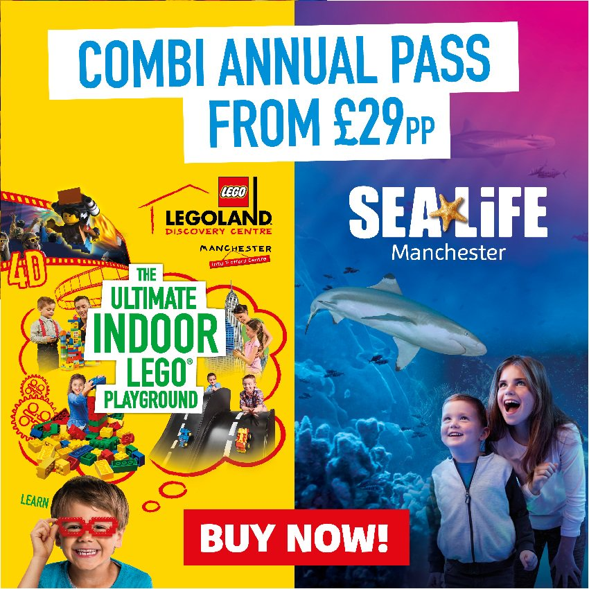 SEA LIFE Manchester on Twitter: