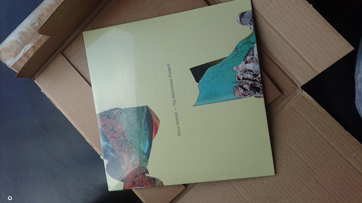 Liking today's post box @TheVinylFactory @moormother https://t.co/KfI2...