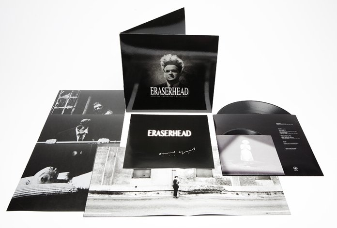 David Lynch's Eraserhead soundtrack reissued on silver vinyl. https://...
