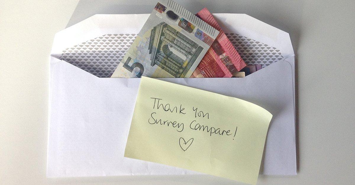 Gana dinero extra desde casa con encuest...
