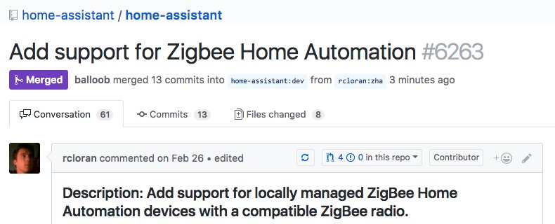 Home Assistant on Twitter: