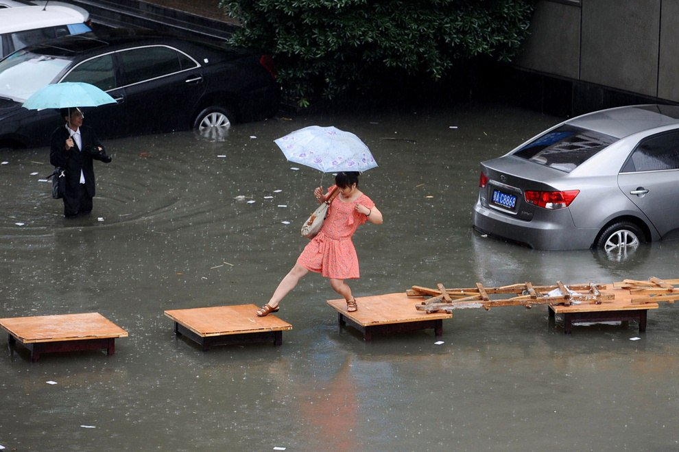 картинки про дождь с юмором