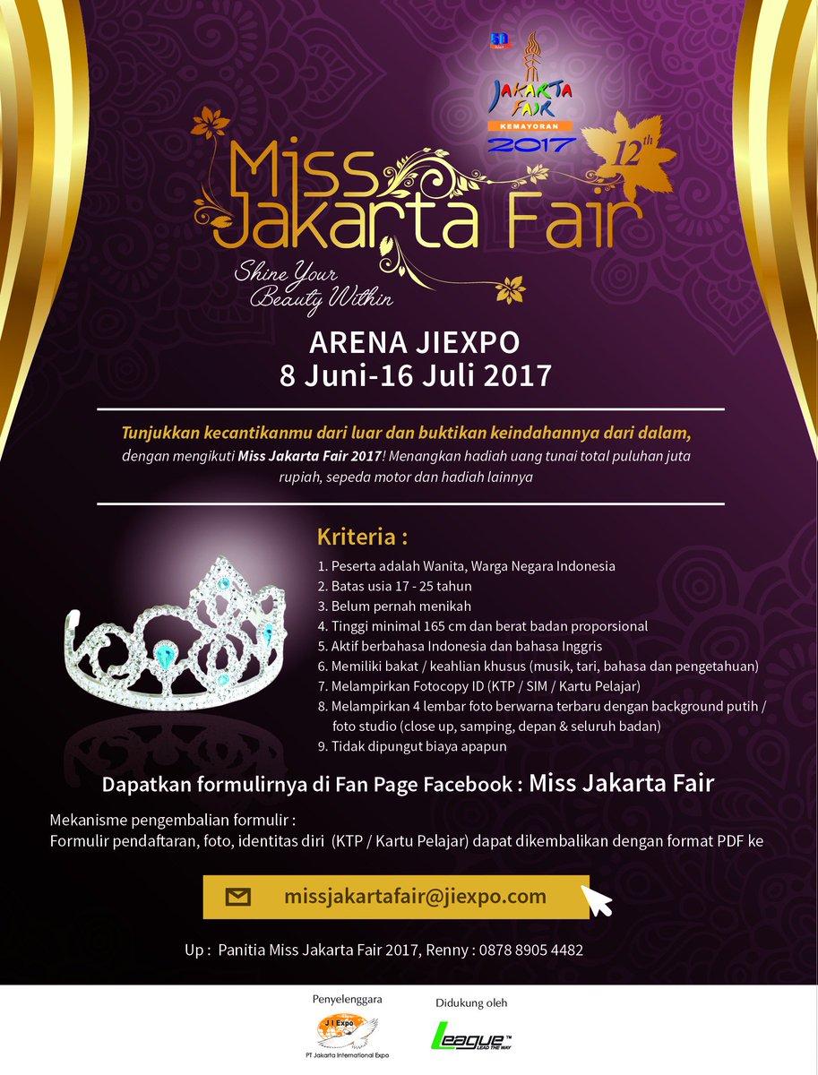 Hasil gambar untuk expo jakarta june 2017