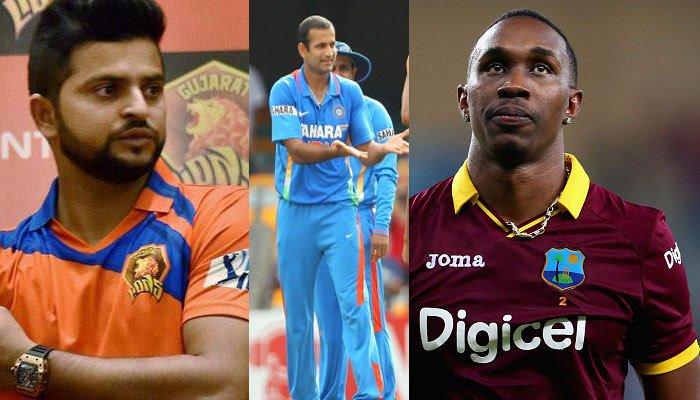 Irfan Pathan replaces injured Dwayne Bravo for Gujarat Lions team