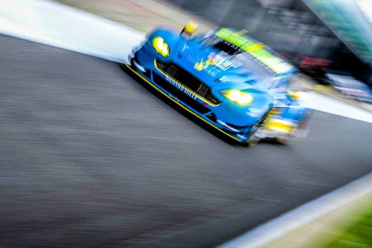 Tuesday is go! This one's brought to you by @AMR_Official #gogreen #tu...