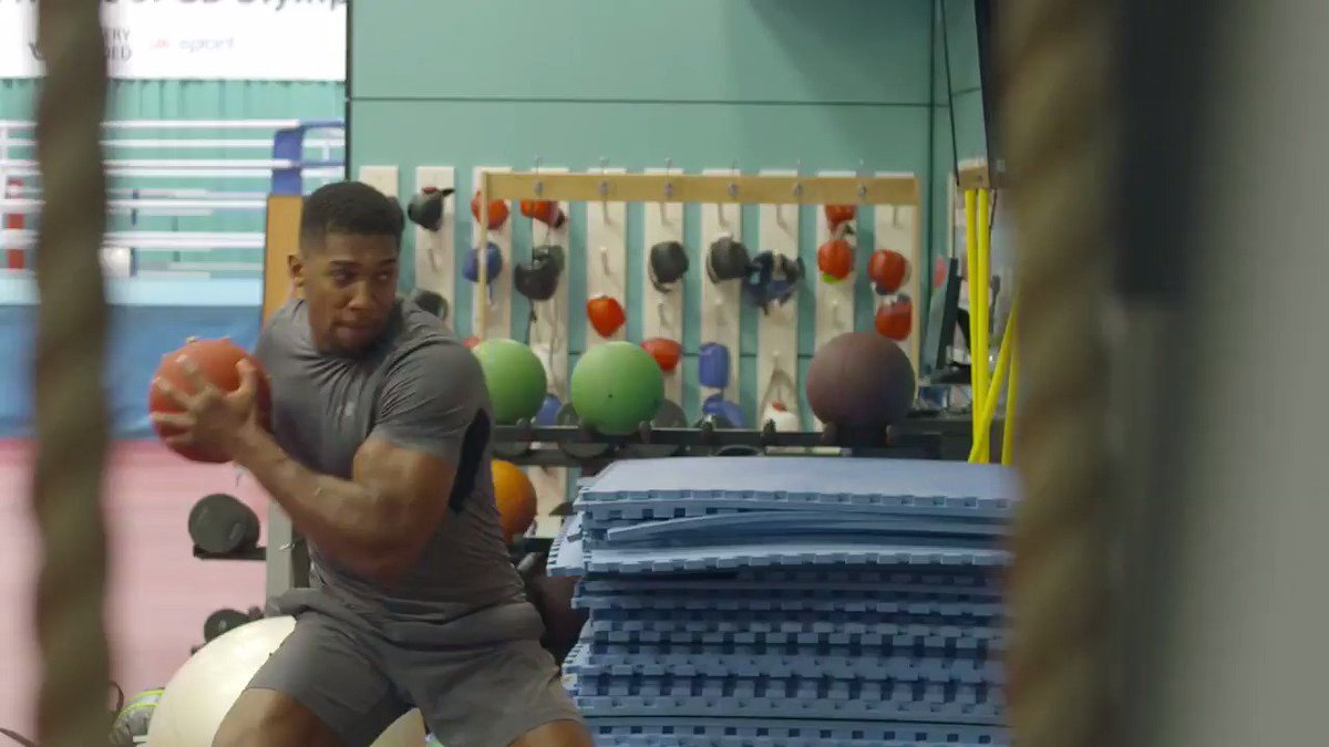 MUST WATCH! Tonight at 10.45pm, @BBCOne 📺 @anthonyfjoshua: The road to...