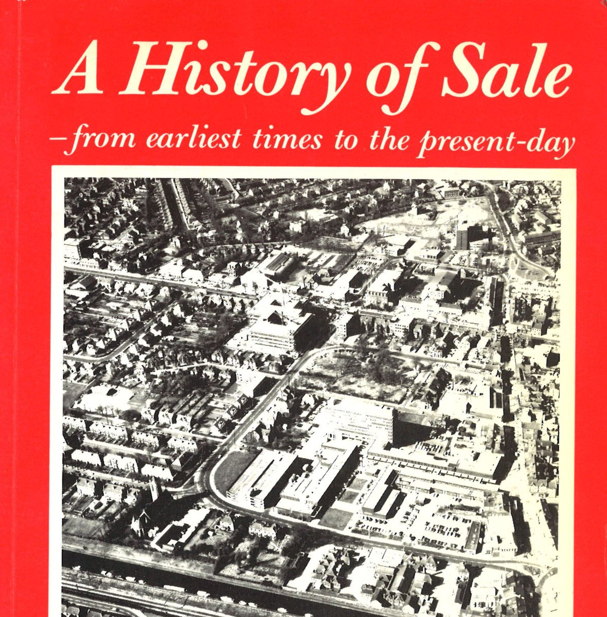 'Prior to the 1860s all roads in #Sale, with the exception of the main  road, were called lanes.' A gem from 'A History of Sale' by NV  Swainpic.twitter.com/ ...