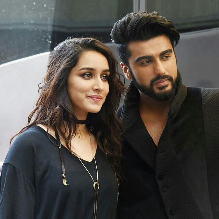 Shraddha Kapoor Daily On Twitter Pics Shraddha Kapoor And Arjun