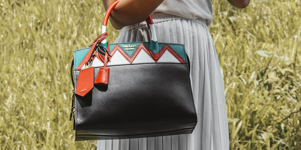 For everything you need to know about the #Prada Esplanade bag, head over to #StyleFiles now to read up: https://t.co/zny9L99IGd https://t.co/JO18TtS80z