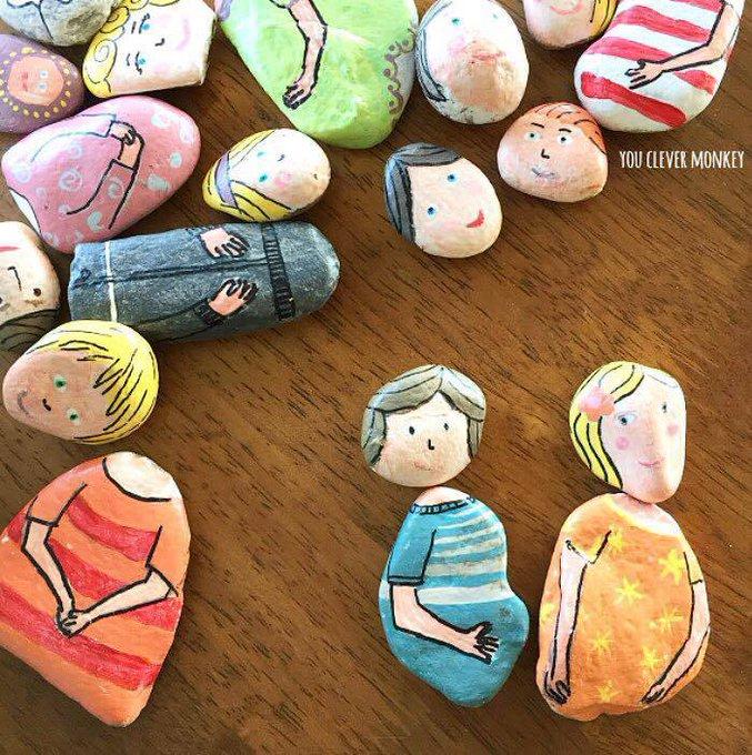 DIY Rock Craft