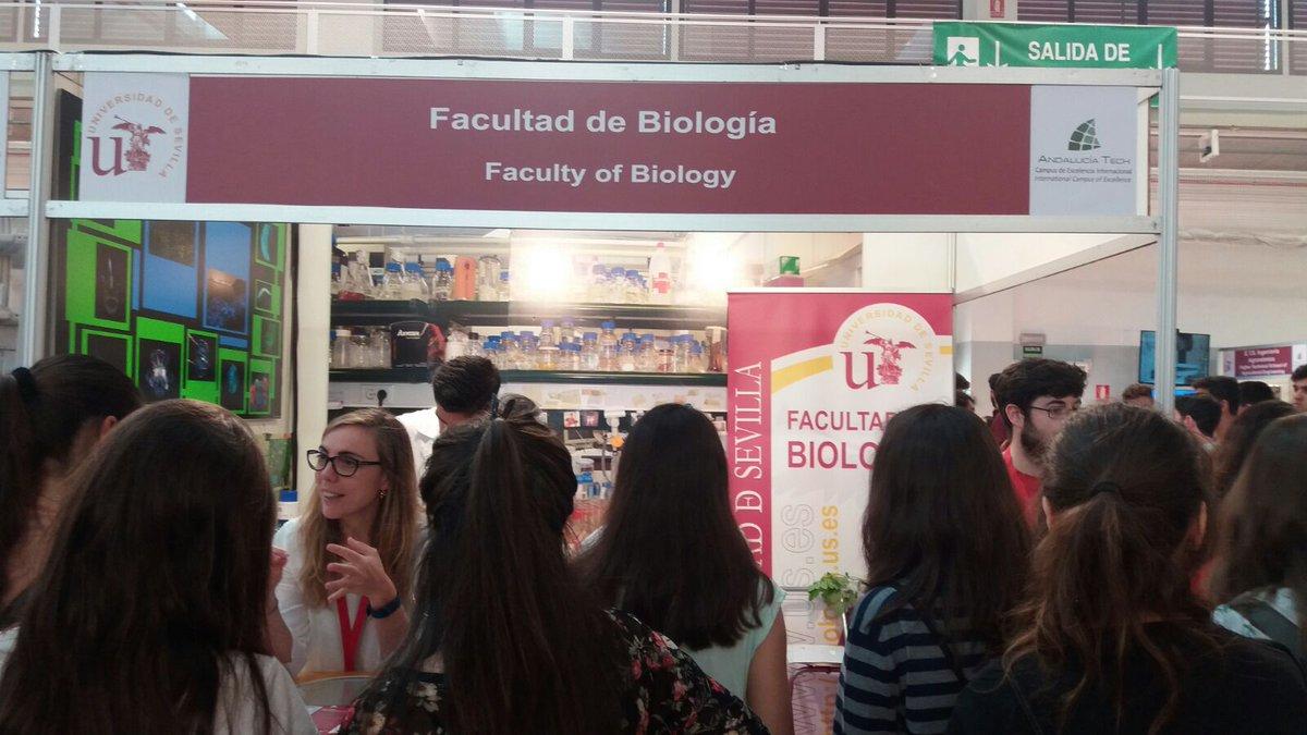 Biología Us On Twitter Biología Presente En El Salón Del