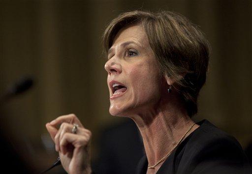 American Hero Sally Yates WILL testify before Senate Judiciary Subcom on May 8 re:#TrumpRussia Election Interference washex.am/2q0Wzvo