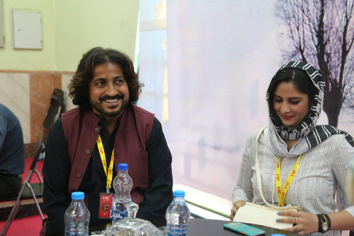 Image result for Vinod Kapri and his wife Sakshi Josh