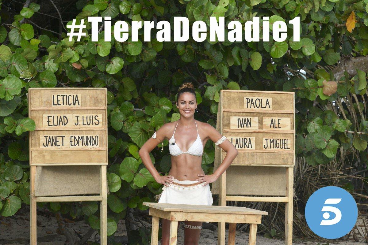 Hoy viajamos hasta #TierraDeNadie1 a las 22:00 en @telecincoes > ht...