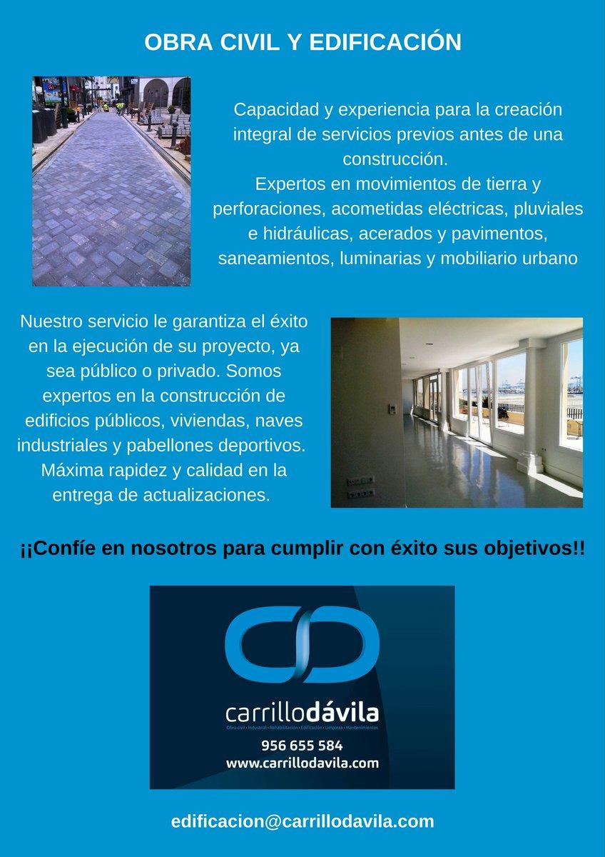 CARRILLO DAVILA S.L on Twitter: \