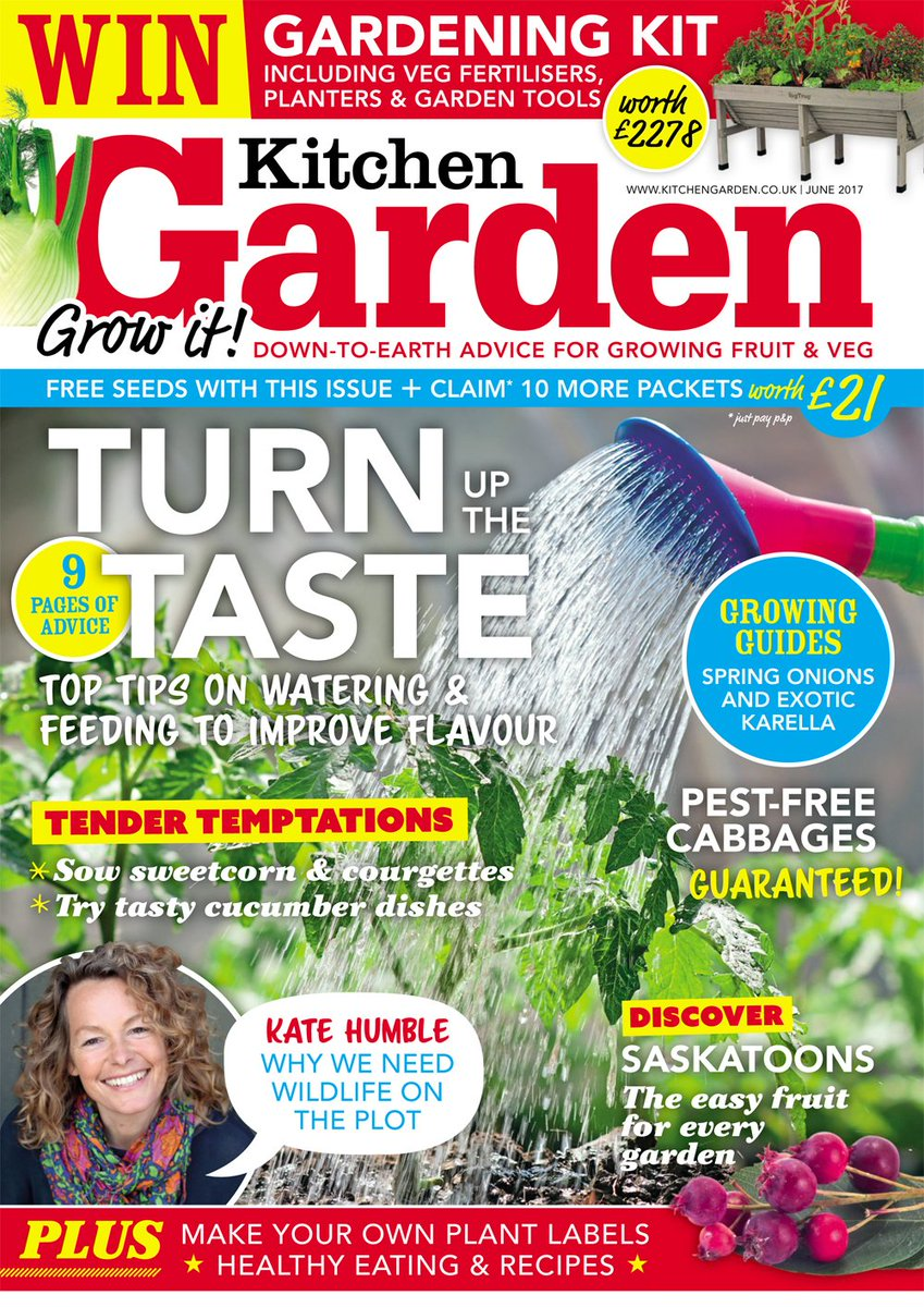 Kitchen Garden Magazine Kitchen Garden Growwithkg Twitter