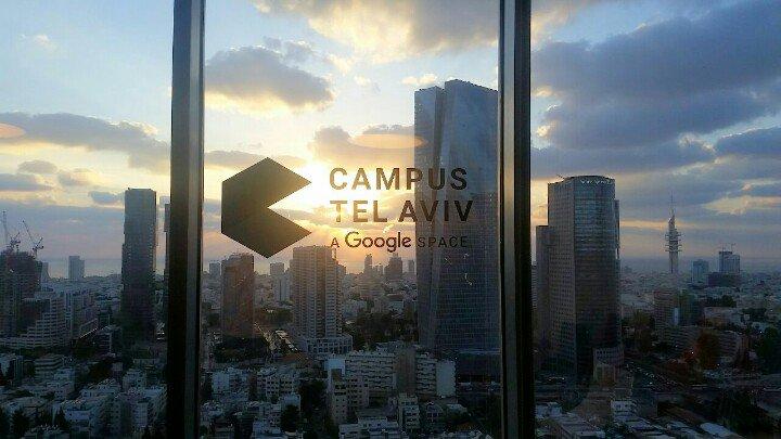 google campus tel aviv 3. And Useful Gathering By @ipcri Yesterday On Potential Palestinian Hightech. What A Venue At @google Campus Tel Aviv! Https://t.co/U8boL1aBYQ\ Google Aviv 3