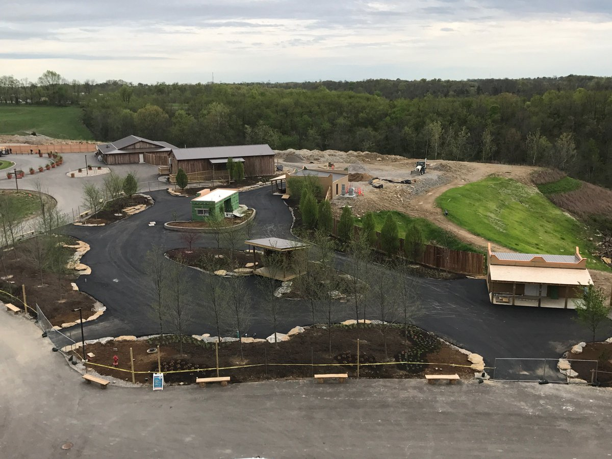 Ken Ham On Twitter West Village In Front Arkencounter Beside Emzara S Kitchen Restaurant Will Open Soon As Ark Facility Expands For Large S Visitors Https T Co Wldfocszvy Only christianity and its teachings follow azquotes on facebook, twitter and google+. twitter