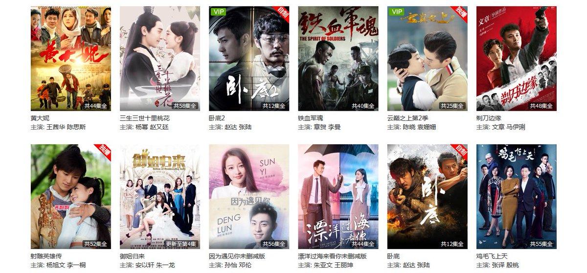 フリックス ドラマ ネット 中国