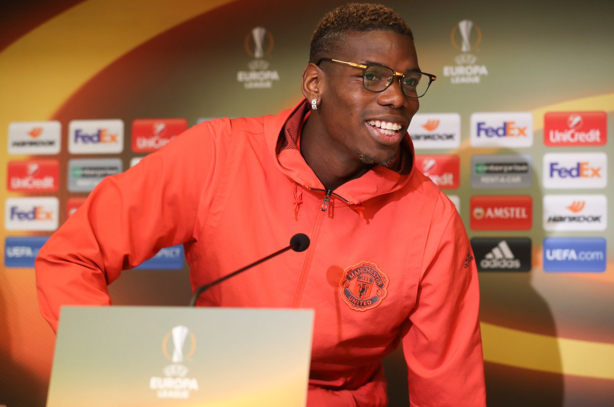 Completed passes in the #UEL 🎯  🥇 Pogba - 770 (88%)  🥈 Höwedes - 553 (...