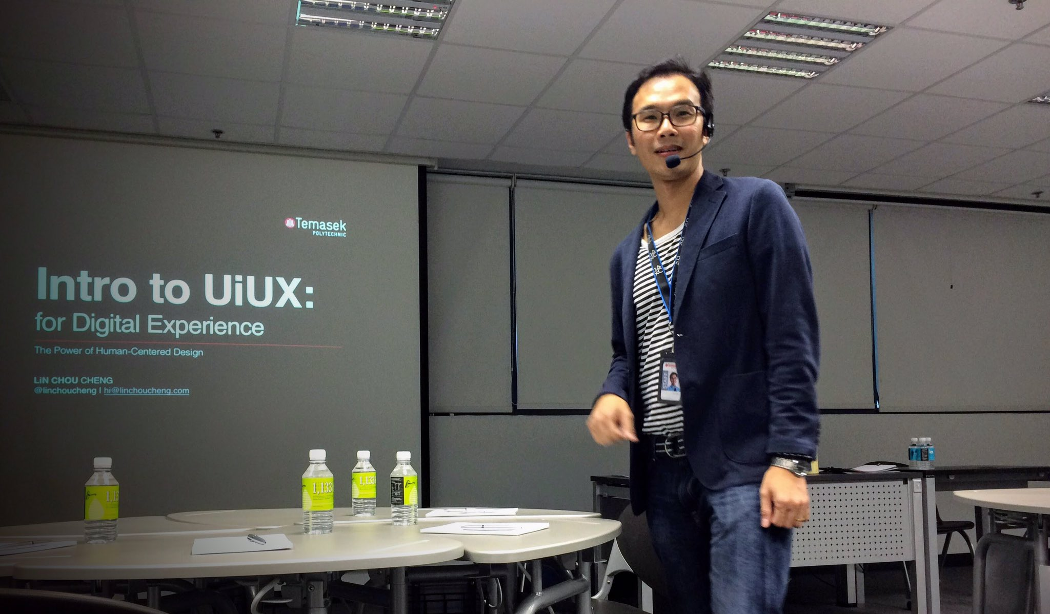 UiUX, Human Centered Design, Lin Chou Cheng