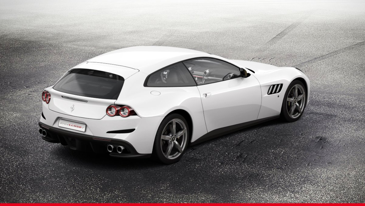 ferrari on twitter ferrari gtc4lussot customize your dream car