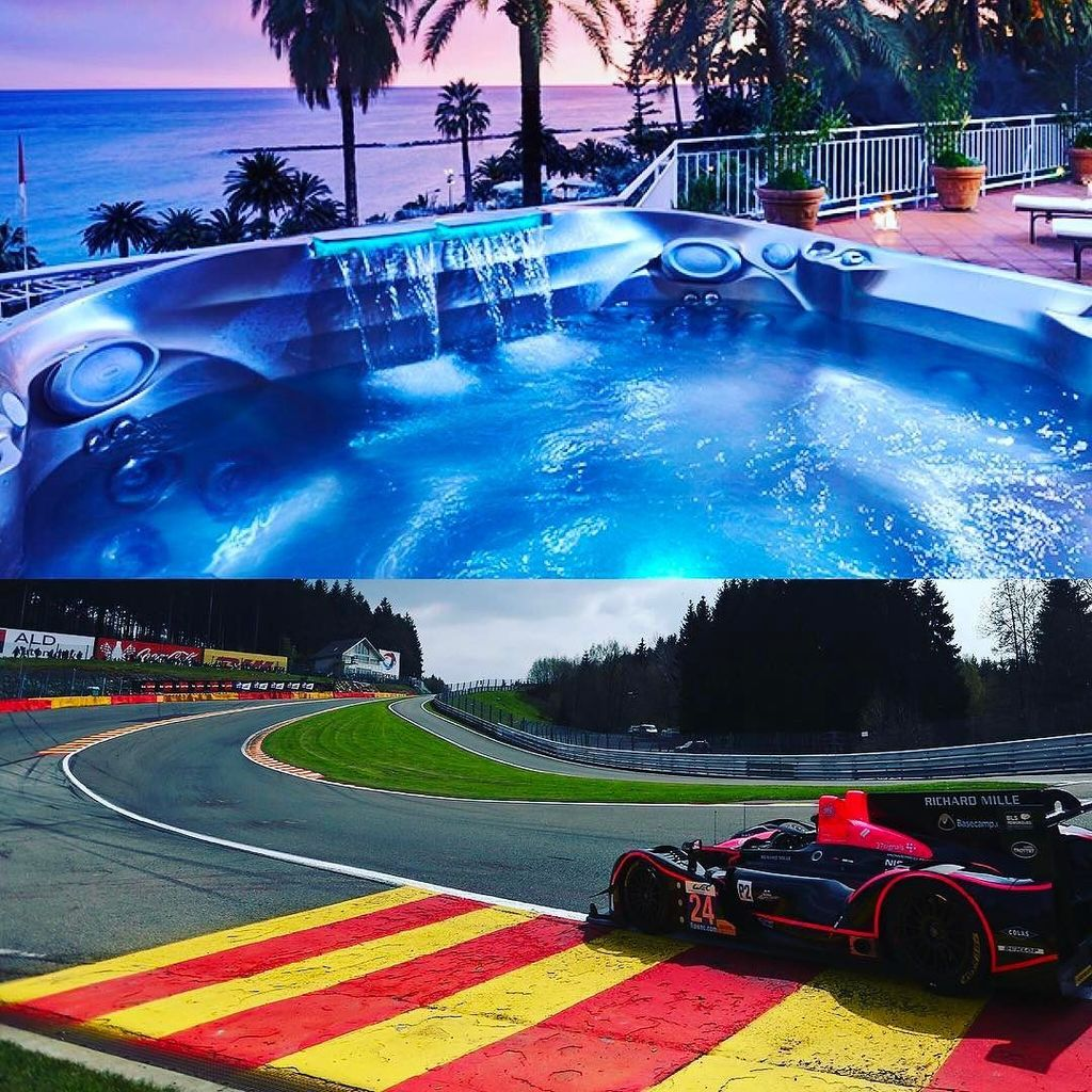 Spa for you, Spa for me!  @circuitdespafrancorchamps @fiawec can't com...