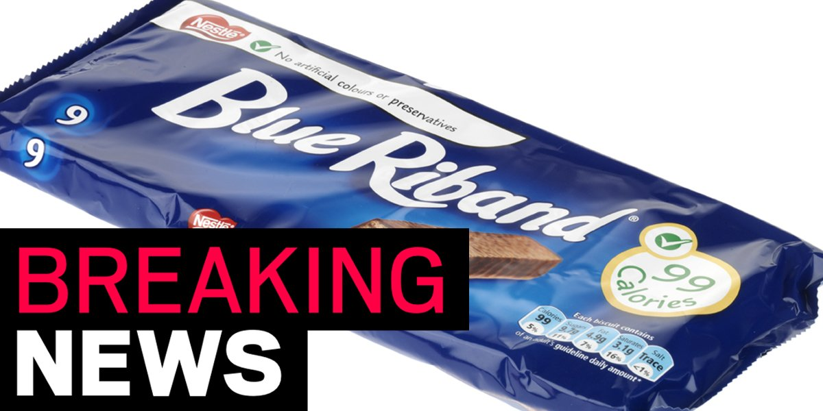 BREAKING: Blue Riband production to move to Poland as Nestle axes 300...