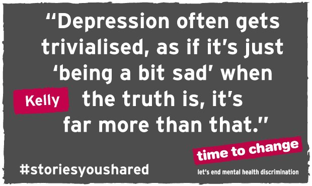 'Anything that makes you feel guilty isn't going to help.' @Anxiouslass on what not to say: https://t.co/5t07VAik9l