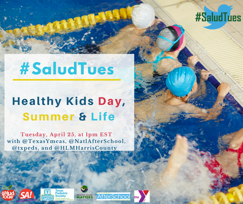 Thumbnail for Healthy Kids Day, Summer & Life