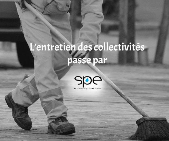 SPE accompagne une multitude d'entreprise dans des secteurs variés, et notamment les #collectivités :)  #elus #mairie #propreté #entretienpic.twitter.com/Eup8obK3Y4