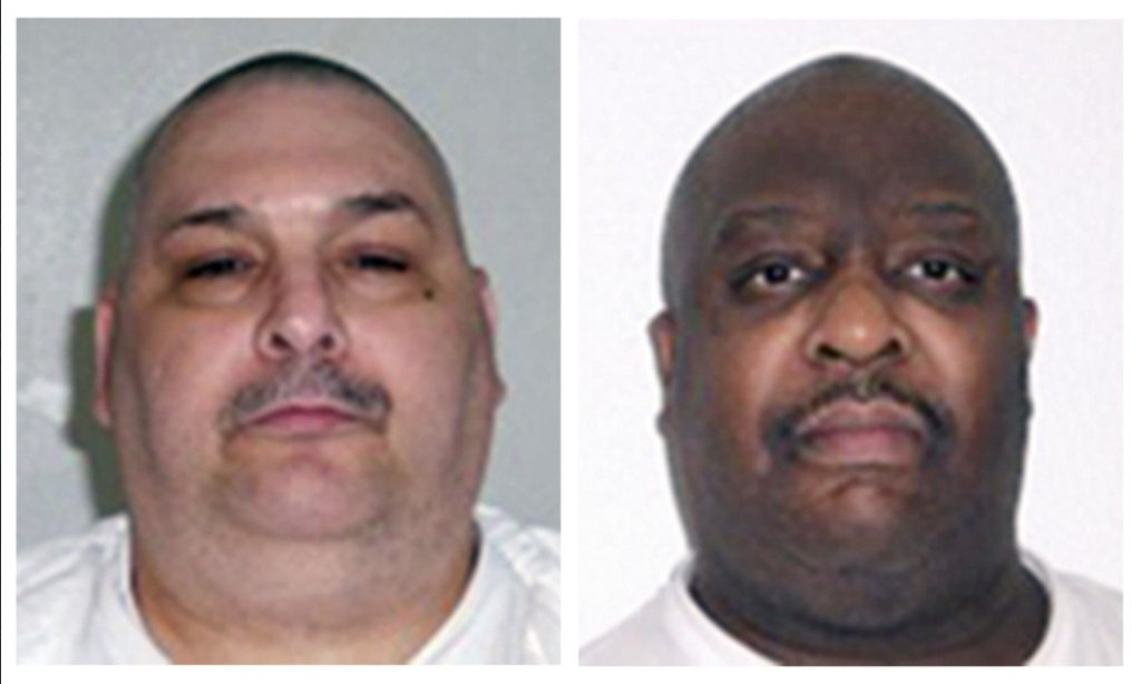 Arkansas rushed to execute two men last night before their supply of lethal injections expired https://t.co/umVbsd7C9Z