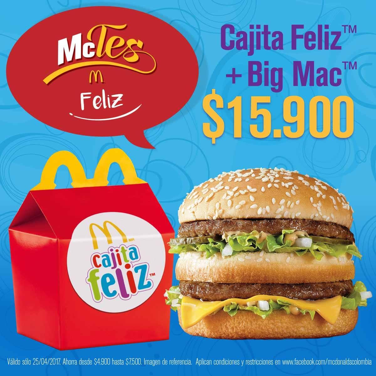 I'll take a Big Mac and fries, please!