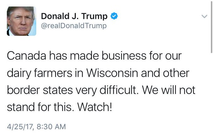 did...did Wisconsin move?