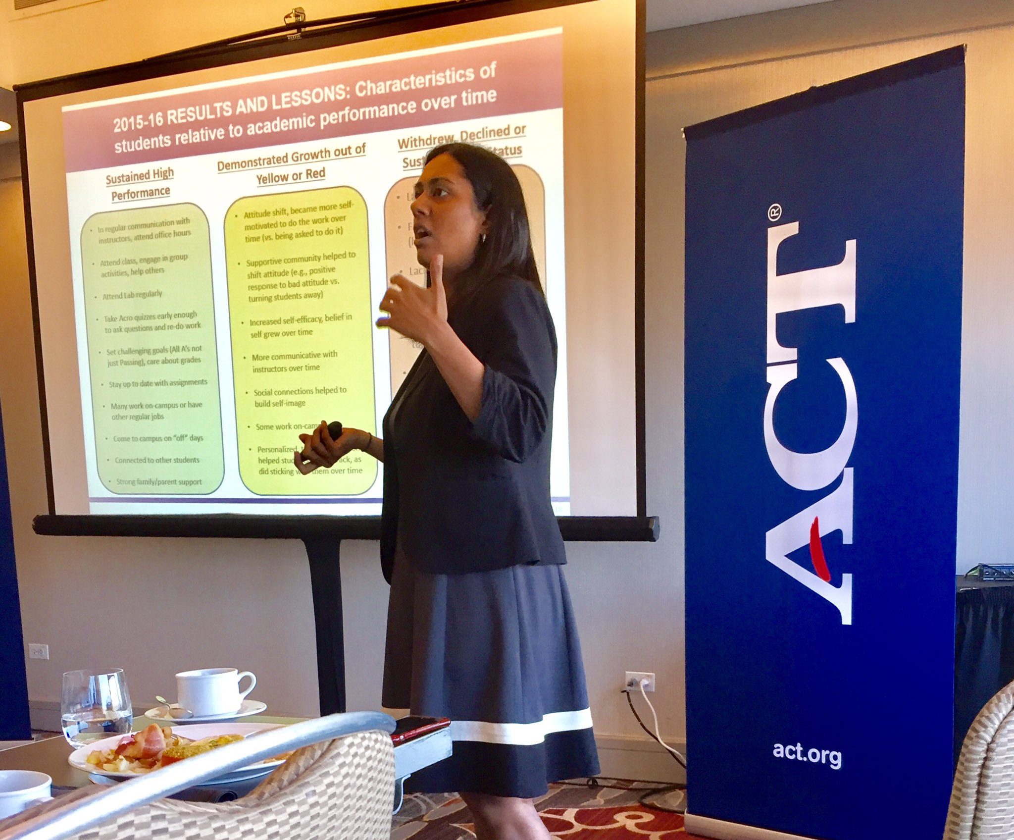 Aarti Dhupelia shares close the achievement gap and build a scalable model for educational transformation #ACTProfdev, #ACTEquity https://t.co/8N85tG0FOE