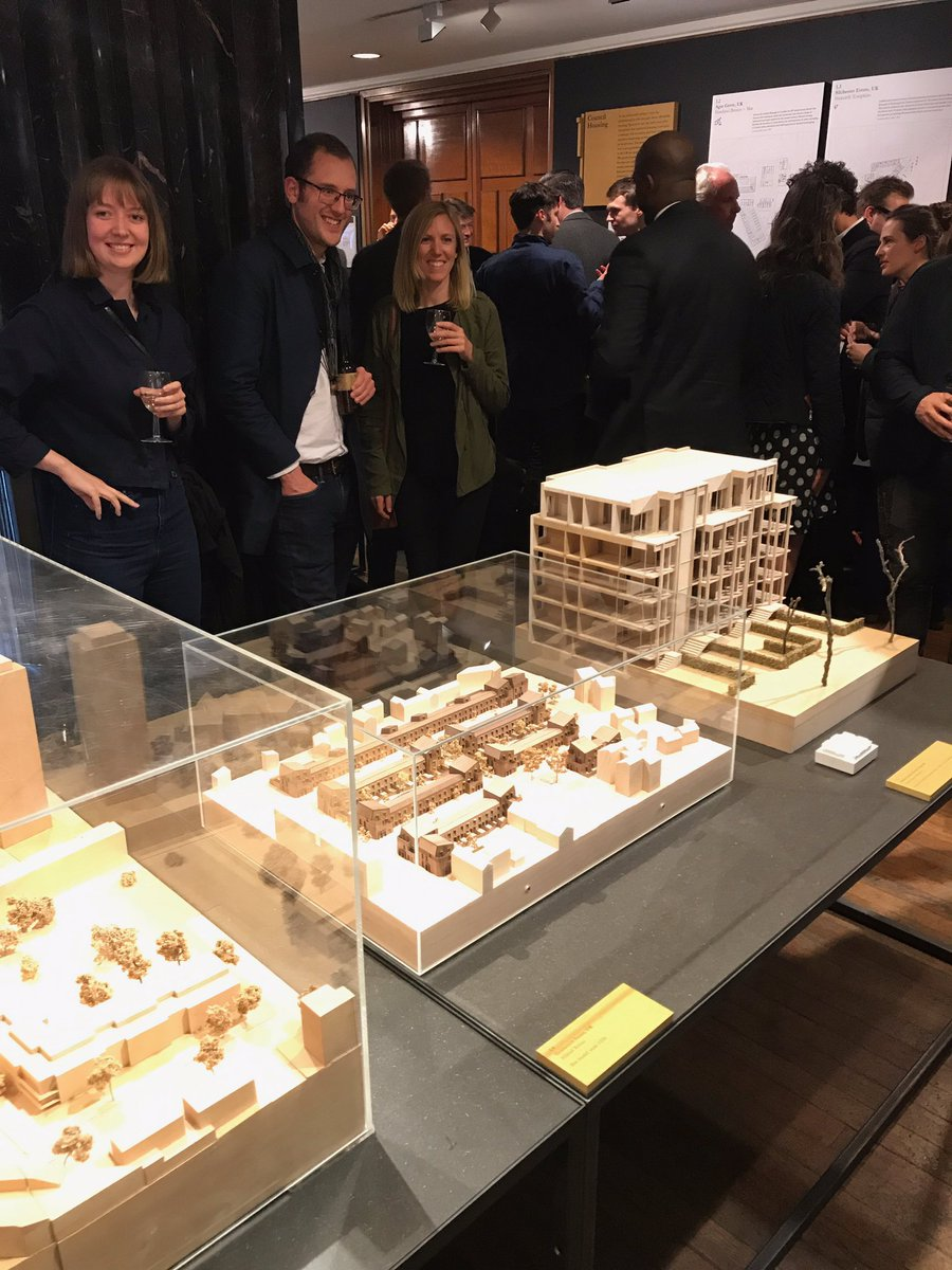 Mikhail Riches On Twitter Social Housing Definitions And Design Exemplars Riba Opening Night Featuring Goldsmith Street Our Project For Norwichcc Https T Co Vcp8khygyl