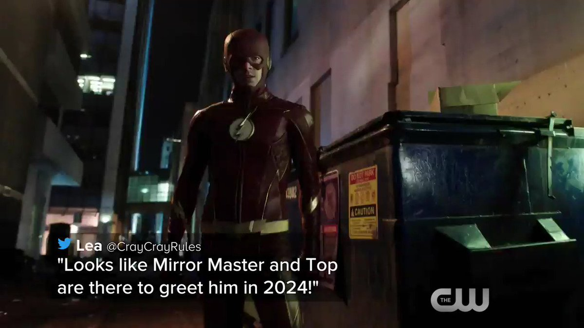 The truth hurts. Don't miss a new episode of #TheFlash, TONIGHT at 8/7...