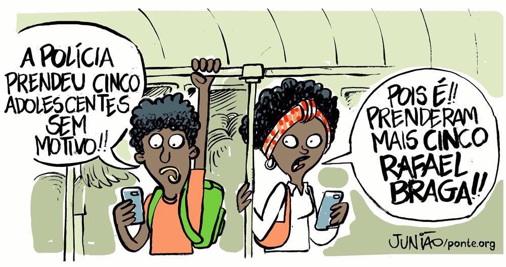 #liberdaderafelbraga #somostodosrafaelbraga