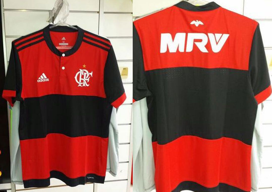 36f3c548afd00 Nova camisa do  Flamengo circula pela web. Clube faz mistério sobre novo  modelo e