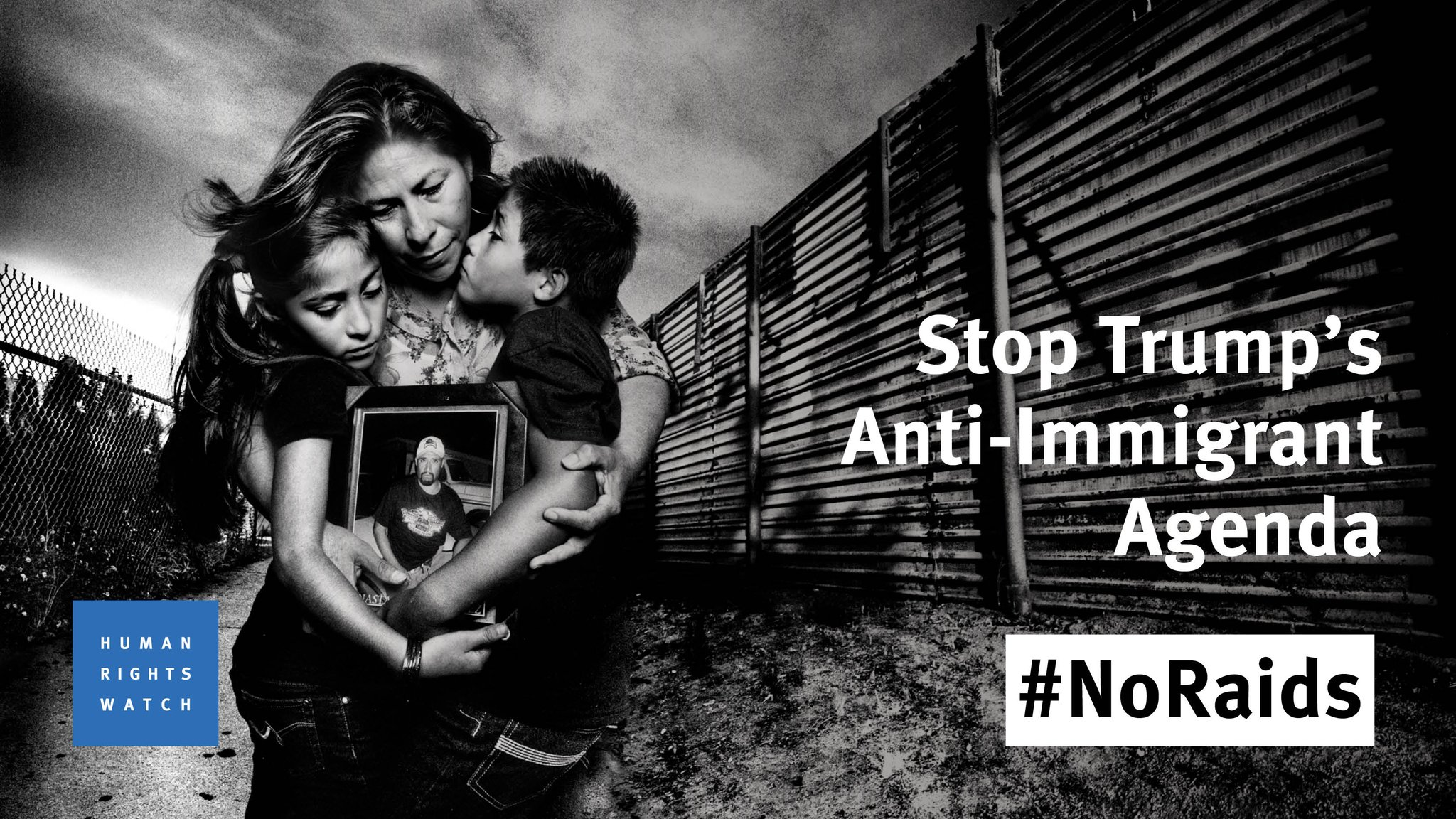 Thumbnail for Stop Trump's Anti-Immigrant Agenda: HRW Daily Brief
