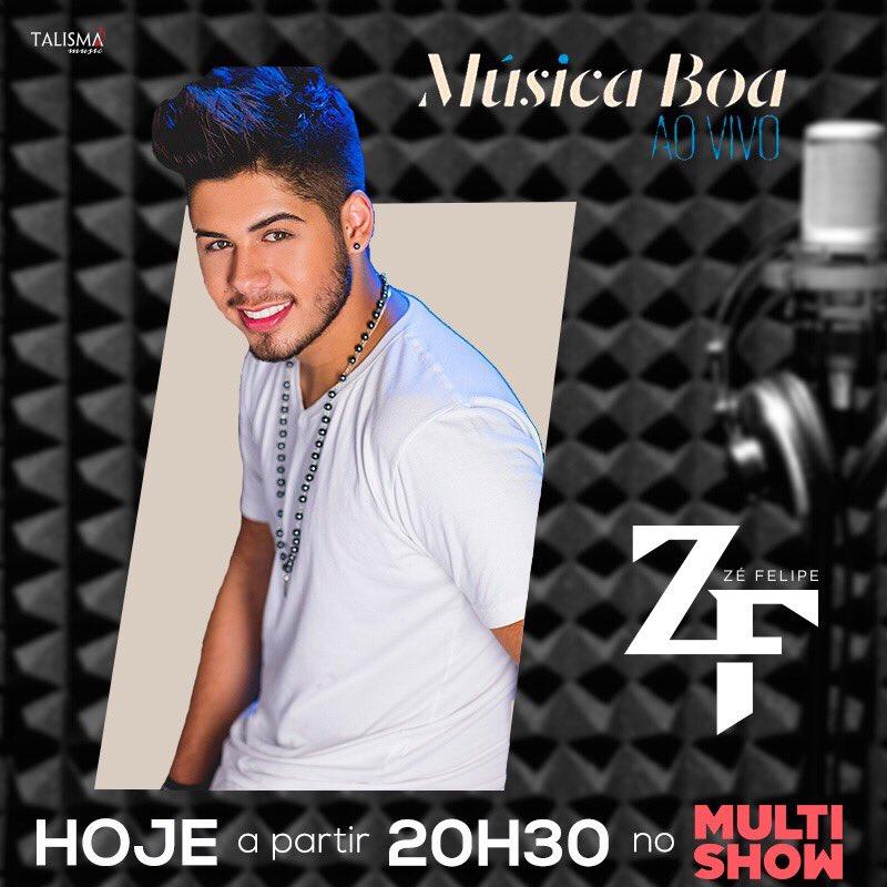 É hoje hein?! Espero vcs! 💥💥💥 #MúsicaBoaAoVivo @multishow https://t.co...