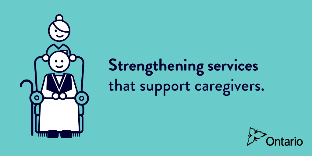 The #ONBudget proposes a new Ontario caregiver tax credit for those ca...