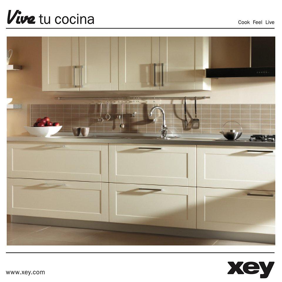 Xey Cocinas Cocina Moderna De Madera Con Isla Lacada Series S Xey  # Muebles Xey Opiniones