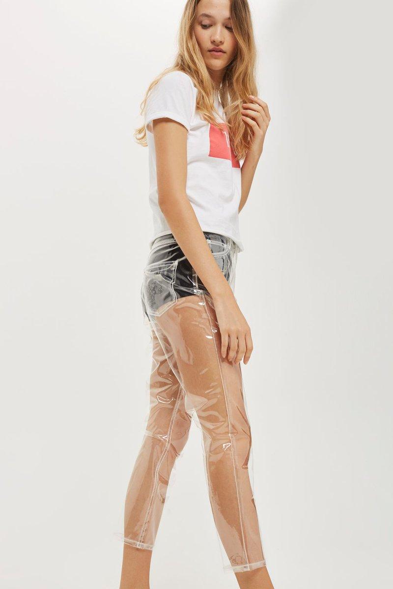 Купить женские джинсы Topshop.