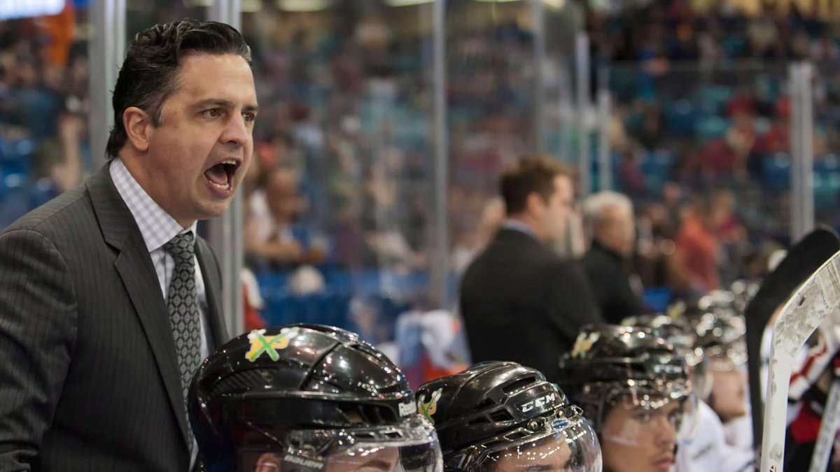The Vancouver Canucks to hire Travis Green as head coach.   https://t....