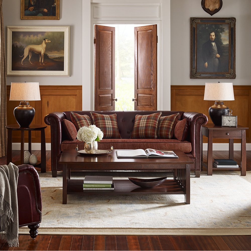 """Stickley Furniture On Twitter: """"The Maitland Sofa Is One"""
