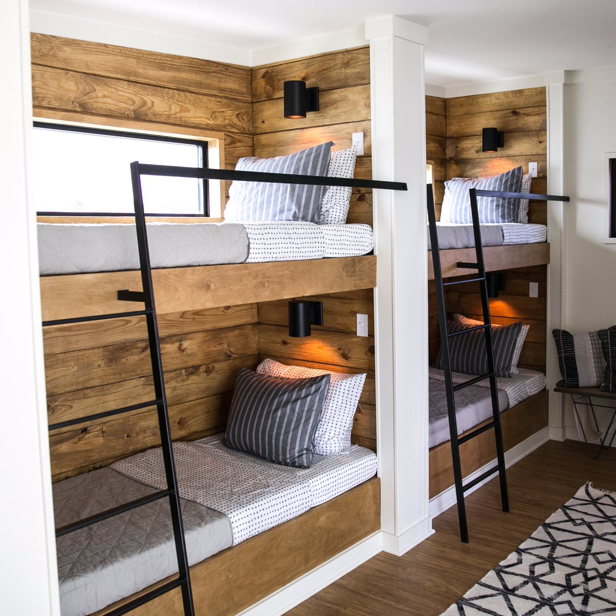 Magnolia Homes On Twitter Built In Bunk Beds Are A Fun Way For The
